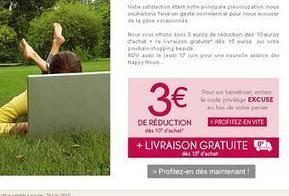Yves Rocher revalorise son image de marque à travers son emailing d'excuses - Paperblog | Le marketing sensoriel d'Yves Rocher | Scoop.it