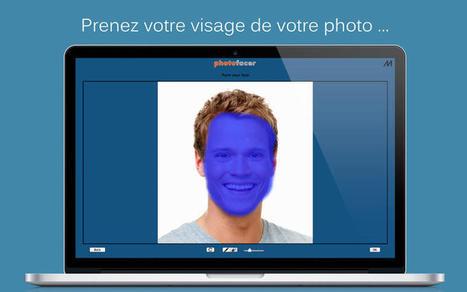 PhotoFacer pour placer votre visage sur d'autres corps | Chroniques libelluliennes | Scoop.it