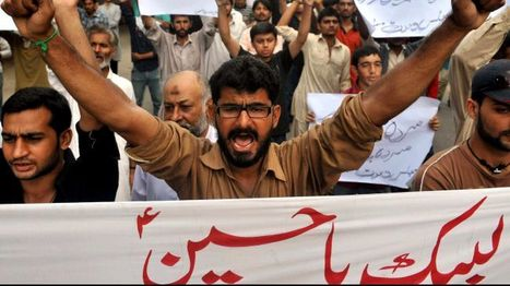 #Pakistan: thousands condemn attacks on Shias | From Tahrir Square | Scoop.it