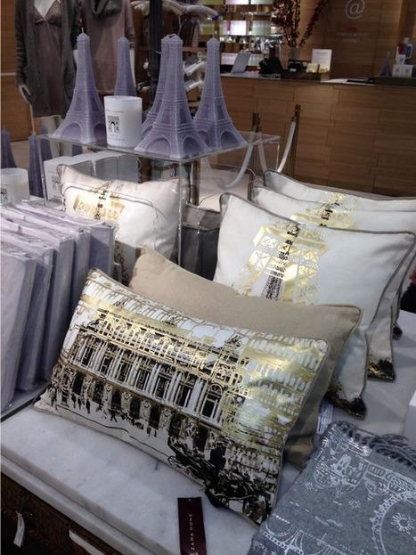 Shopping déco : Zara Home ouvre sur les Champs Elysées ! | décoration & déco | Scoop.it