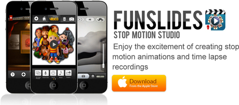 FunSlides - Stop Motion Studio | FunSlides HD for education | Scoop.it