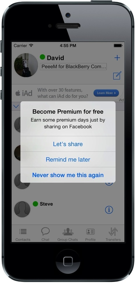 How to share your full lenght Holidays' videos with your friends #iOS #Christmas #Xmas   Anonymous Social Messenger   Scoop.it