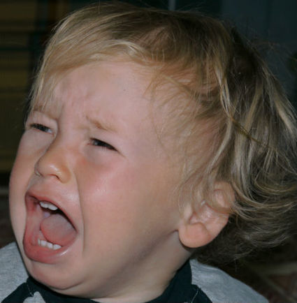 Toddler Temper Tantrums The Attachment Parenting Way | Grow with Kids | Scoop.it