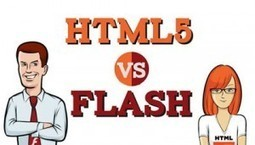 HTML5 VS FLASH | informática eso | Scoop.it