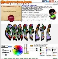akarabin's blog » GraffitiCreator: Ενδιαφέρουσα διαδικτυακή flash εφαρμογή | TEFL & Ed Tech | Scoop.it