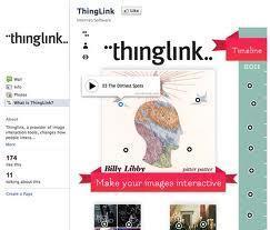 Thinglink: gratis webtool om interactieve afbeeldingen te maken | E-leren | Scoop.it