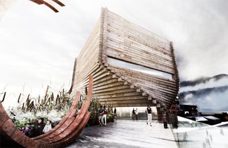 BIG-Bjarke Ingels Group is the winner of architectural design competition, por e-flux | Economia Criativa | Scoop.it