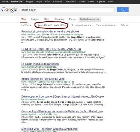 Recherches Google : 10 Astuces pour les optimiser - | | Astuces, techniques de recherche d'informations | Scoop.it