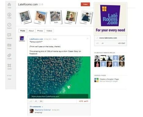 Why imagery is dominating social media in travel in 2012   Tnooz   news on new digital media   Scoop.it