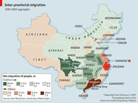 China on the Move - Chinese Migration | Comparative Government and Politics | Scoop.it