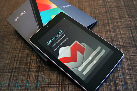 Nexus 7 review: the best $200 tablet you can buy -- Engadget | Communi_technology | Scoop.it