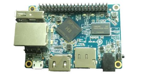 Orange Pi One veut concurrencer le Raspberry Pi Zero | Cyber ferme | Scoop.it