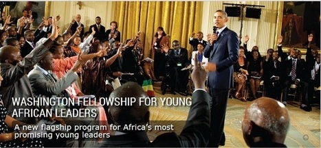 46 Kenyans Selected for Young African Leadership Initiative Washington Fellowship | Afrika Inspired | Scoop.it