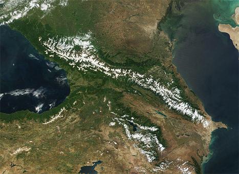 Arménie - Azerbaïdjan. Conflit du Haut-Karabakh : les négociations reprennent - Courrier international   Quoi de neuf sur le Web en Histoire Géographie ?   Scoop.it
