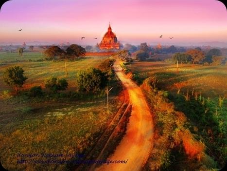 Bagan – Ancienne capitale du Royaume | Voyager En Birmanie | Voyage en Birmanie | Scoop.it