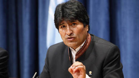 Bolivian President Evo Morales orders expulsion of USAID | Global Politics - Yemen | Scoop.it