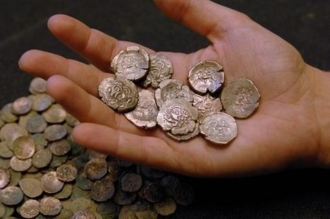 Histoire & Anthropologie : L'argent de la vieille, ou l'archéologie de la monnaie | Archaeology, Anthropology & History | Scoop.it