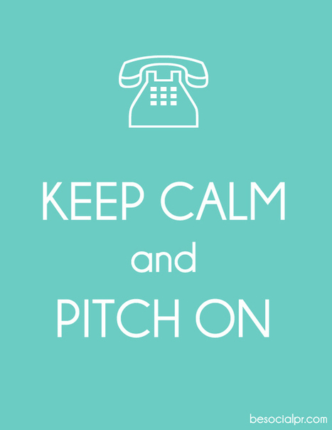 The PR Pitch: A Skill that Matters More than Ever | Media relations | Scoop.it
