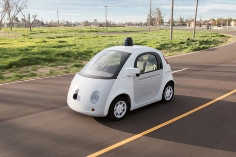 Green lights for our self-driving vehicle prototypes | Digital Transformation of Businesses | Scoop.it