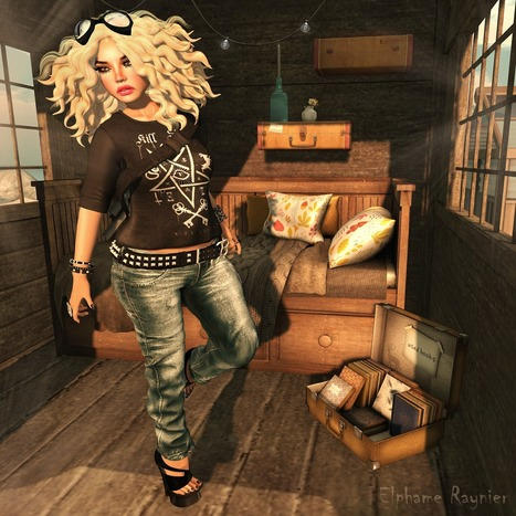 Shake N'Pop: Just For Today | Shake N'Pop Second Life Fashion Blog | Scoop.it