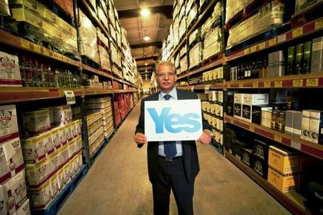 Asian business tycoon signs up for Yes   Yes Scotland   Indepedance   Scoop.it
