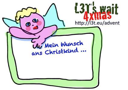 L3T's wait 4 Christmas | L3T - Lehrbuch für Lernen und Lehren mit Technologie | Scoop.it