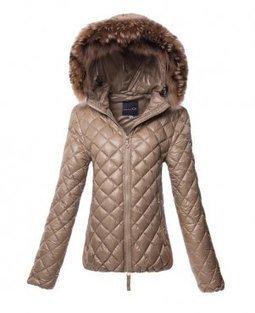 Duvetica Aida Short Down Jacket Sand For Women- $268.00 | winter wear | Scoop.it
