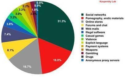 Les réseaux sociaux : des aires de jeux virtuelles sur lesquelles les ... | Parentalité numérique et Protection des enfants | Scoop.it