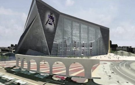Vikings pony up $1.2M more for new stadium - Pioneer Press | Sports Facility Mangement 4006861 | Scoop.it