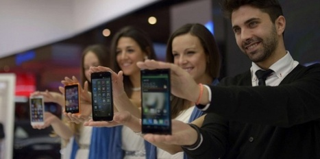 Des smartphones toujours plus performants, à quoi bon ? | Nouvelles technologies - SEO - Réseaux sociaux | Scoop.it