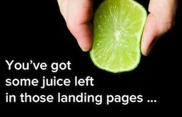 Want to Squeeze More Conversions Out of Your Landing Pages? Read This | Social Media | Scoop.it