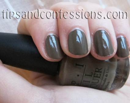 Tips and Confessions » Nail Swatches: A Taupe the Space Needle ... | Vulbus Incognita Magazine | Scoop.it