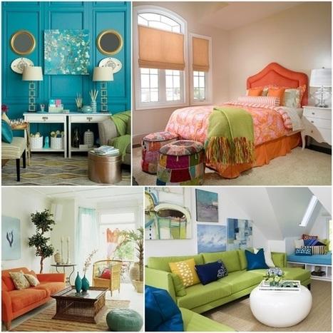 Decor Ideas in Bohemian Style! - Amazing Interior Design   Home Decor   Scoop.it