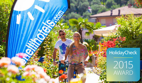 Hotels am Gardasee - Angebote in 4 Sterne Hotels Riva del Garda | Hotel e viaggi | Scoop.it