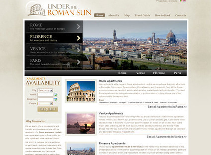 24 Best Real Estate Websites - Inspirations | Web Design & Development | Scoop.it