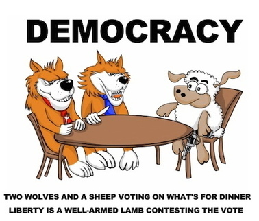 Liberty, not Democracy | home | Scoop.it