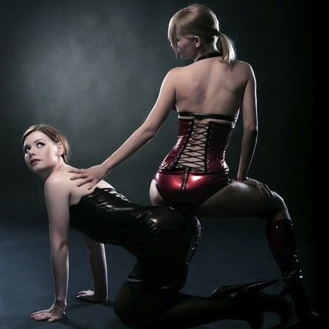 25 Pictures of Lesbian Kink According To Stock Photography | Stock Photography | Scoop.it