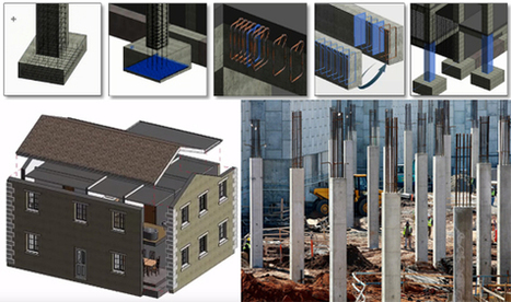 GRAITEC introduced new features of PowerPack for Revit for superior reinforced modeling with BIM | BIM Forum | Scoop.it