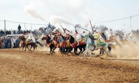 Gharb-Chrarda-Bni Hsen : 50000 personnes au festival de Had Kourt - LE MATIN.ma   Actualités des régions du Maroc   Scoop.it