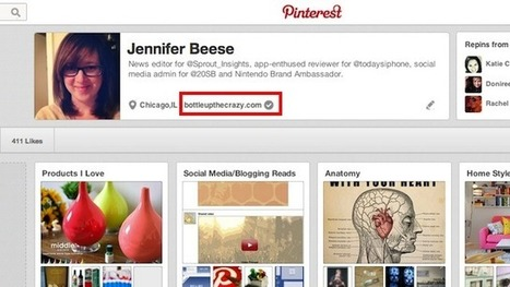 How to Access Your Pinterest Analytics | Sprout Social | Social Media, the 21st Century Digital Tool Kit | Scoop.it
