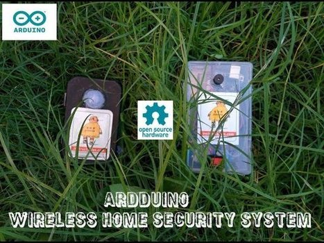 Build a Wireless Home Security System With an Arduino | Raspberry Pi | Scoop.it