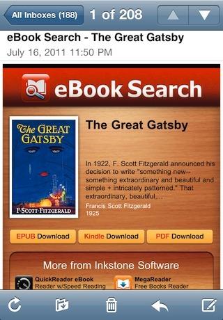 eBook Search App Locates Free eBooks - eBookNewser | eBooks in Libraries | Scoop.it