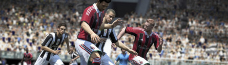 FIFA 14: data capture could allow for player-specific AI in future editions ... - VG247 | The Future of Artificial Intelligence | Scoop.it