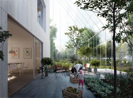 Autonome en nourriture et en énergie, ce village zéro déchet va être bâti aux Pays-Bas | Agriculture urbaine, architecture et urbanisme durable | Scoop.it