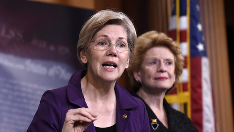 Elizabeth Warren just went nuclear about the wage gap | Fabulous Feminism | Scoop.it