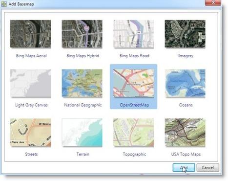ArcGIS 10.2: Adicione Imagens do Serviço BING com ArcBrutile ... | #Geoprocessamento em Foco | Scoop.it