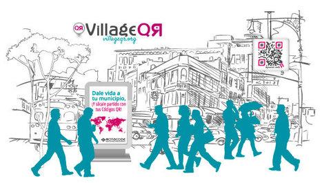 VillageQR, la comunidad de ciudadanos y ciudades inteligentes | Rotacode Marketing Mobile | Scoop.it