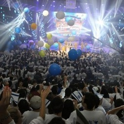 1000 French teens arrive for weeklong tour | Judaism in Today's World | Scoop.it
