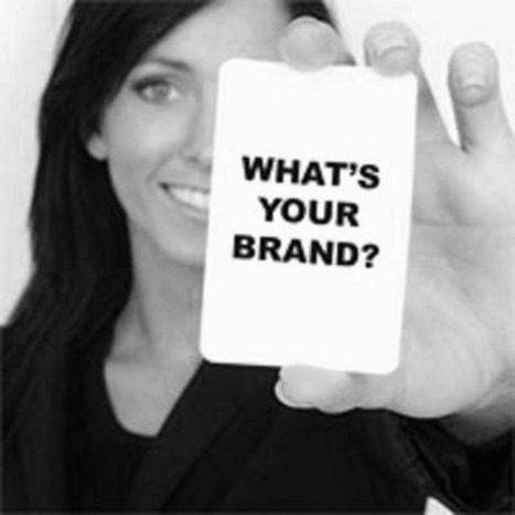 How to Create in 9 Steps Your Personal Branding Strategy | Brand You | Scoop.it