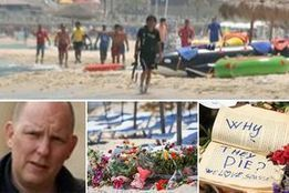 Tunisinos'uh akbar »» Extraordinary bravery from Tunisians during beach massacre | Saif al Islam | Scoop.it
